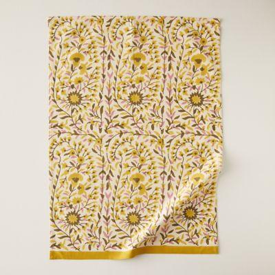 Meadow Flower Dish Towel