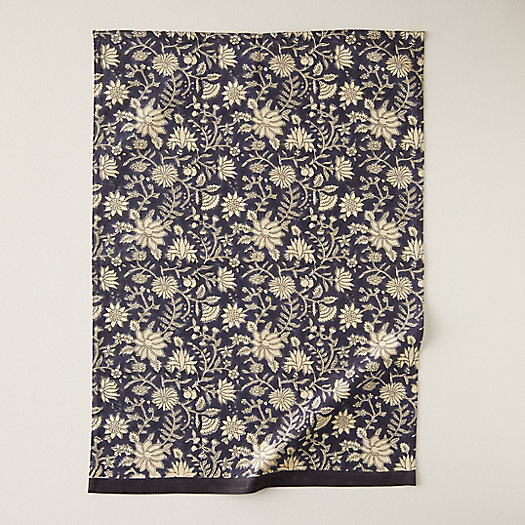 View larger image of Neutral Florals Tea Towel