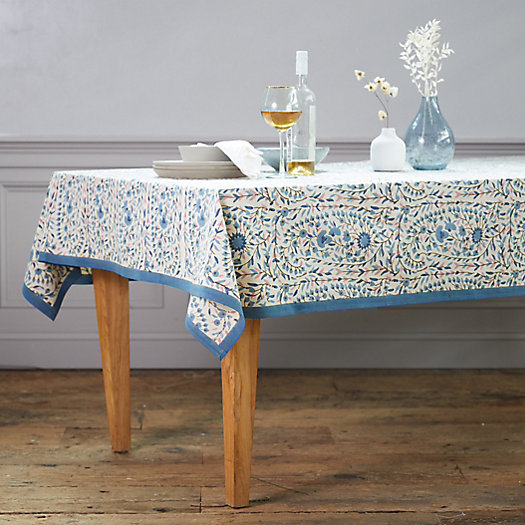 View larger image of Meadow Flower Tablecloth
