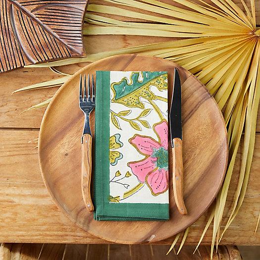 View larger image of Vintage Florals Napkins, Set of 4
