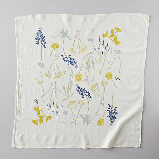 View larger image of Northern Regional Wild Flower Tea Towel