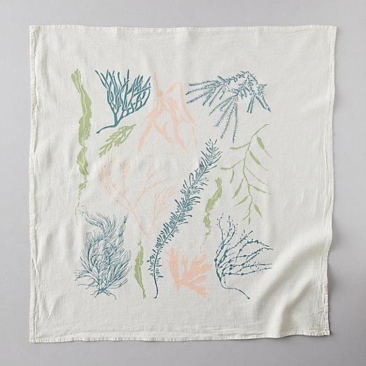 View larger image of Atlantic Ocean Seaweed Tea Towel