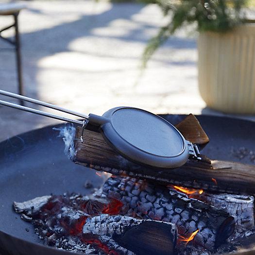 View larger image of Cast Iron Waffle Iron