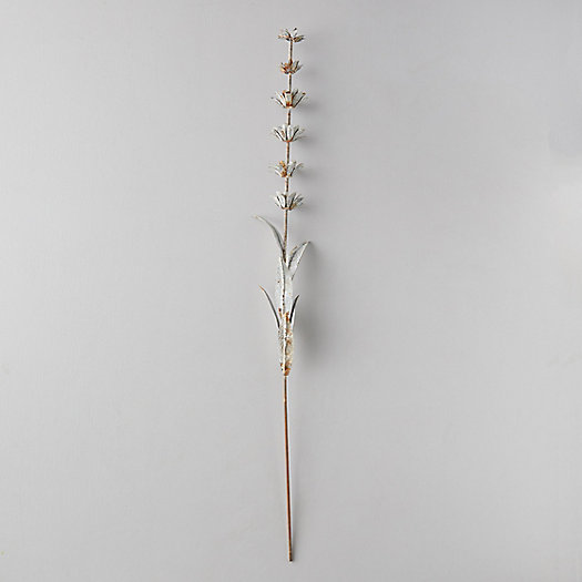 View larger image of Iron Stacked Flower Stem