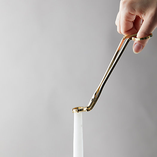 View larger image of Brass Candle Wick Trimmer