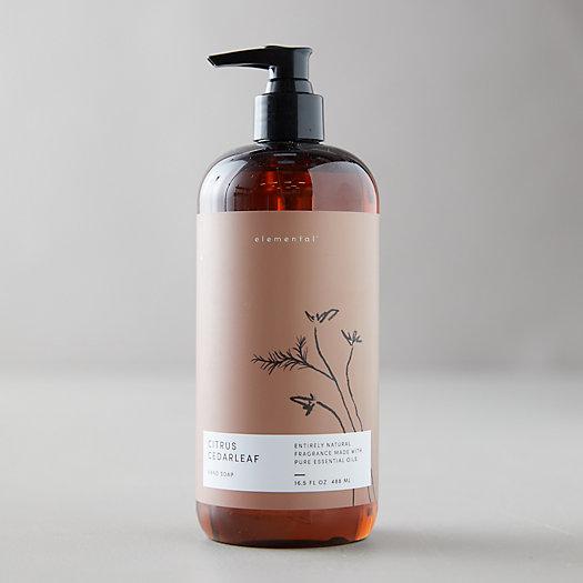 View larger image of Citrus Cedarleaf Hand Soap