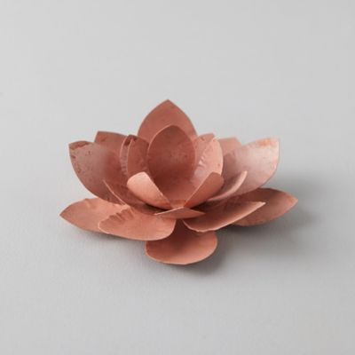 Iron Flower Votive