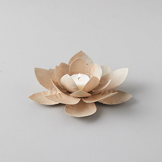View larger image of Iron Flower Votive