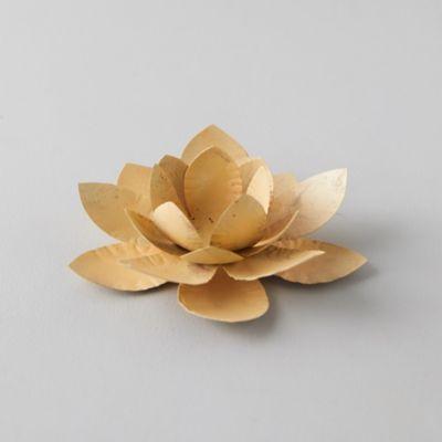 Iron Flower Votive