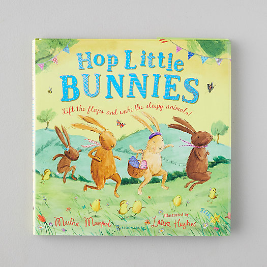 View larger image of Hop Little Bunnies