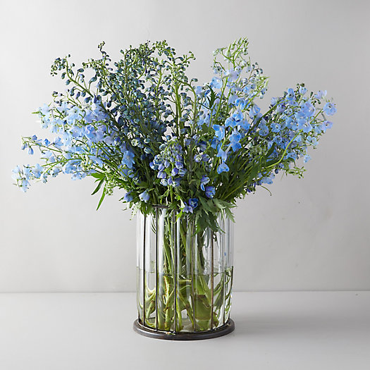 View larger image of Fresh Blue Delphinium Bouquet