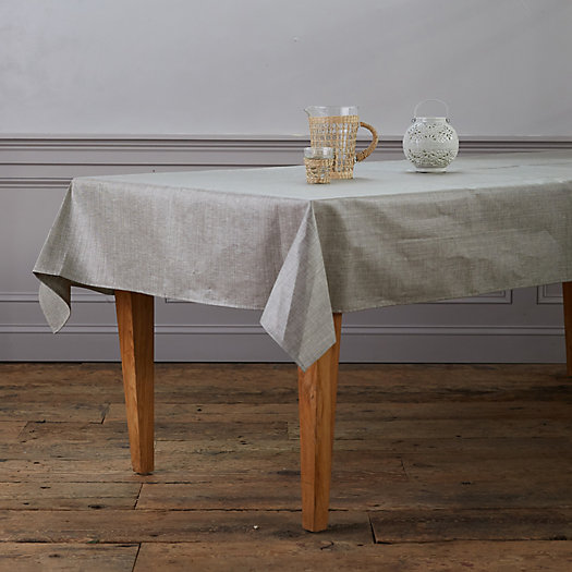 View larger image of Water-Resistant Tablecloth