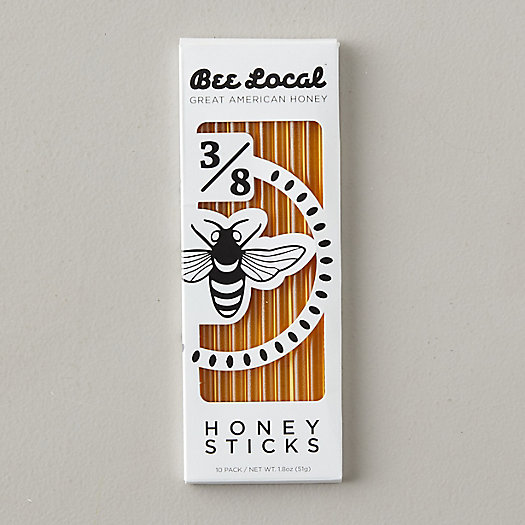 View larger image of Raw Honey Sticks, Pack of 10