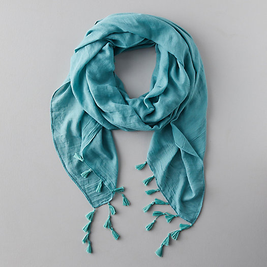 View larger image of Tasseled Scarf