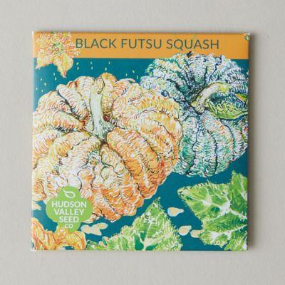 Black Futsu Squash Seeds