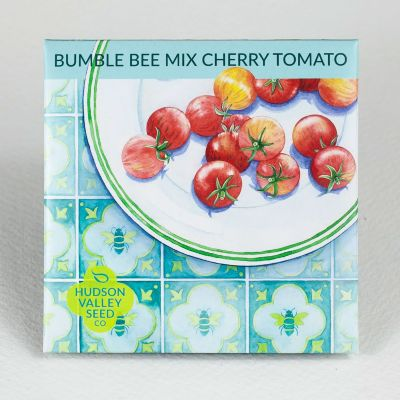 Bumble Bee Cherry Tomato Mix Seeds