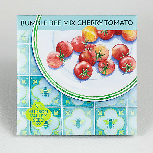 View larger image of Bumble Bee Cherry Tomato Mix Seeds