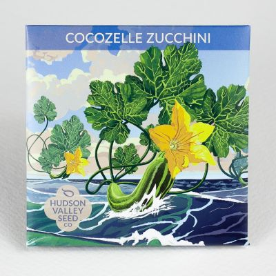 Cocozelle Zucchini Seeds