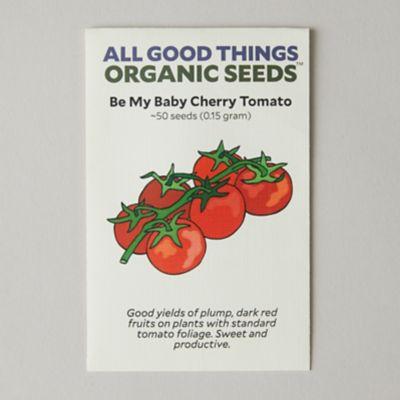 Be My Baby Cherry Tomato Seeds