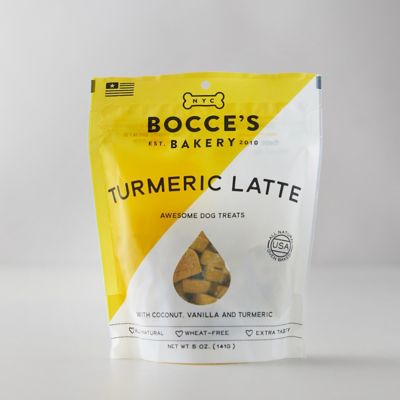 Tumeric Latte Dog Treats