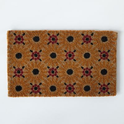 Yellow Daisy Doormat