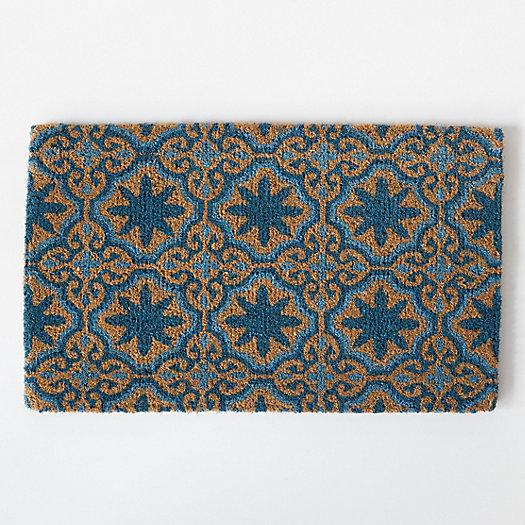 View larger image of Mosaic Florals Doormat