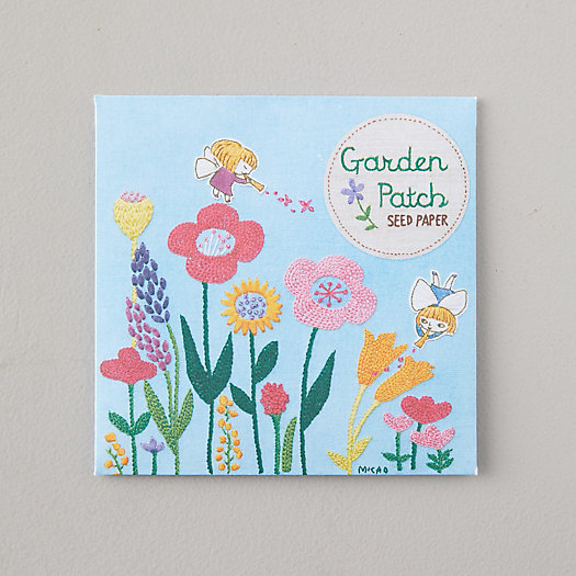 View larger image of Garden Patch Seed Sheets