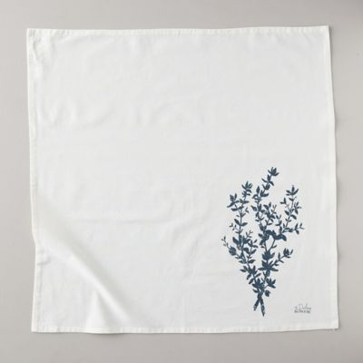 Turkish Tea Towel, Thyme