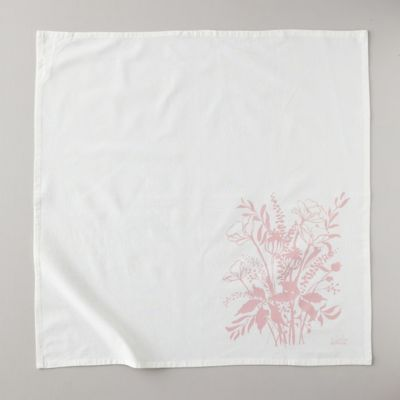 Turkish Tea Towel, Poppies
