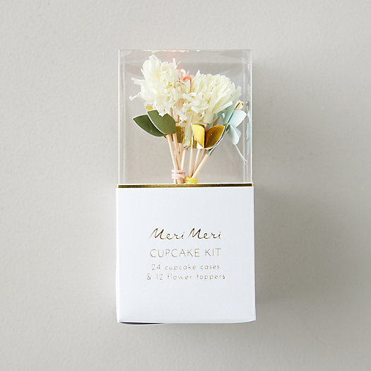 View larger image of Flower Bouquet Cupcake Kit