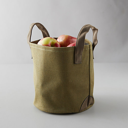 View larger image of Canvas Garden Storage Bag