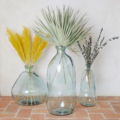 Recycled glass vases - Terrain