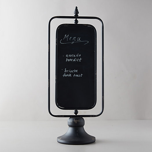 View larger image of Chalkboard Table Stand