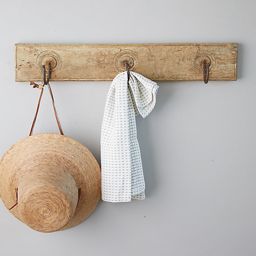 View larger image of Rustic Wood Wall Rack