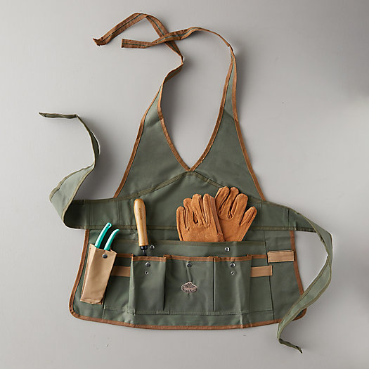 View larger image of Canvas Garden Apron