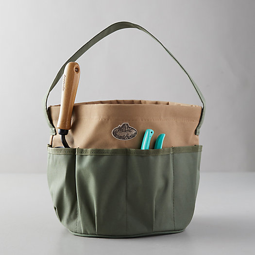 View larger image of Canvas Garden Utility Bag