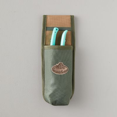 Canvas Garden Tool Belt Sheath