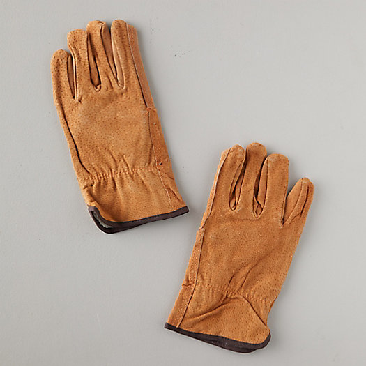 View larger image of Leather Gardening Gloves