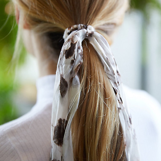 View larger image of Scarf Hair Tie