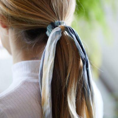 Scarf Hair Tie