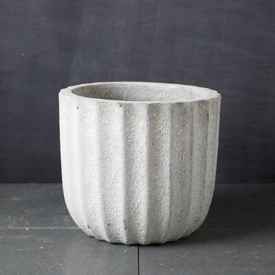 Barnacle Ridged Pot