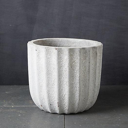 View larger image of Barnacle Ridged Pot