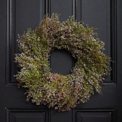 Heather Melanthra Wreath