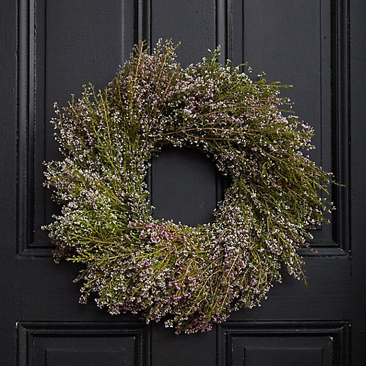 View larger image of Heather Melanthra Wreath