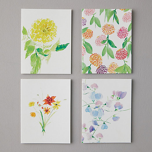 View larger image of Spring Blooms Greeting Cards, Set of 8