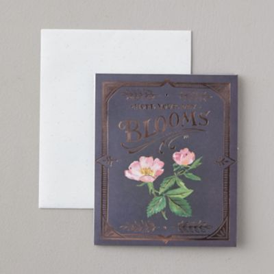 Blooms Pop Up Card