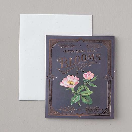 View larger image of Blooms Pop Up Card