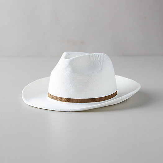 View larger image of Straw Fedora