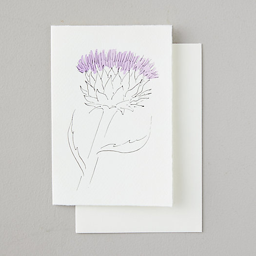 View larger image of Hand-Painted Floral Greeting Card