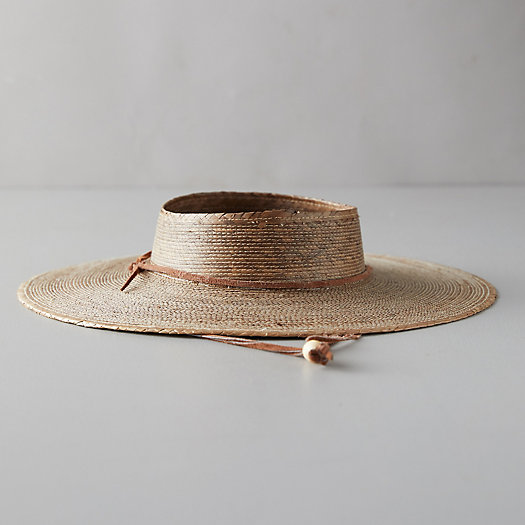 View larger image of Open Crown Sun Hat